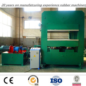 Rubber Mat Compression Molding Press Machine pictures & photos