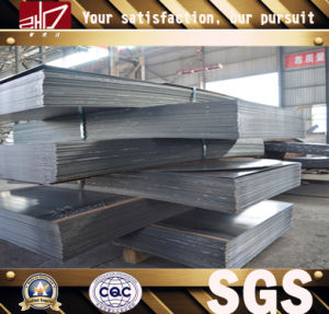 ASTM A36 Steel Plate pictures & photos