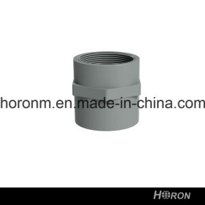 CPVC Sch80 Water Pipe Fitting (FAMALE COUPLING) pictures & photos