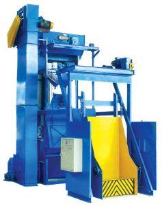Q28gn Series Tumble Belt Type Shot Blasting Machine