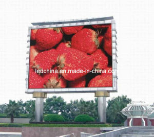 Outdoor P16 Large Video Billboard LED Sign pictures & photos