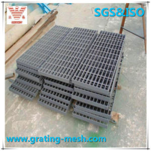 Black Steel Bar Grating for Construction
