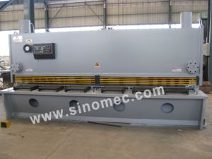 Guillotine Shear / Cutting Machine / Hydraulic Shear Machine (QC11Y-12X3200) pictures & photos