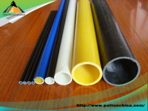 High Strength Glass Fiber Pultruded Tube with Competitive Price pictures & photos