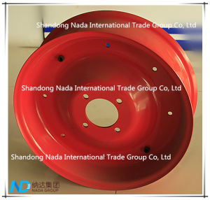 14.00X4.50j Tubeless Rim St Steel Wheel with Ts16949/ISO9001: 2000 pictures & photos