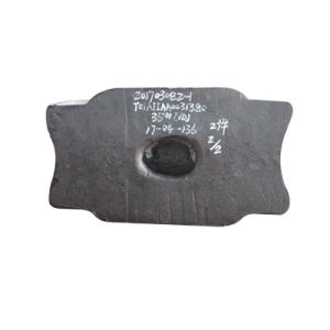 Heavy Forged Block Hot Forging pictures & photos