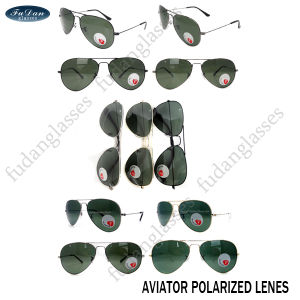 Brand Name Sunglasses Customized OEM High Quality (R-B-3025) pictures & photos