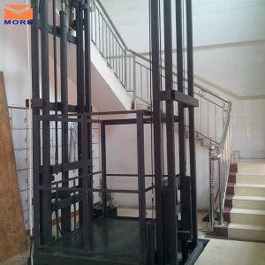 Between Floors Hydraulic Goods Elevator pictures & photos