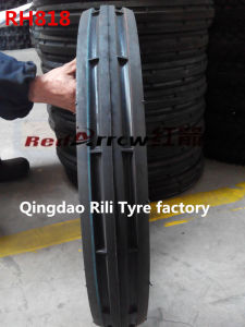Rotary Plough Tire 600-12 600-14 550-15 550-16 for Agricultural Tractor pictures & photos