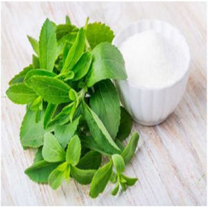 Natural Sugar Free High Sweetness Stevia Extract Ra97% pictures & photos