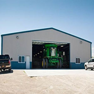 High-Strength Prefabricated Steel Structure Workshop/Warehouse pictures & photos