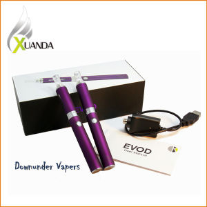 Shenzhen E Cigarette Supplier Removable Clearomizer Mt3 Evod Atomizer Starter Kit with Top Selling