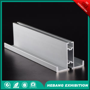 Aluminum Scrap 50mm 2 Slot 2 Support Side Beam pictures & photos