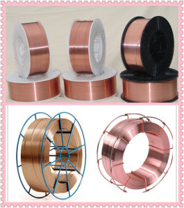 MIG Wire CE TUV dB Er70s-6 Copper Coated Welding Wire Sg2 pictures & photos