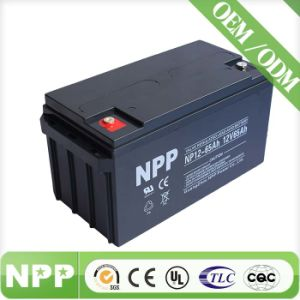Lead Acid Battery for Solar Use (12V65AH)