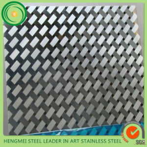 201 304 316 color etching decorative stainless steel wall panel for 3d wall decor