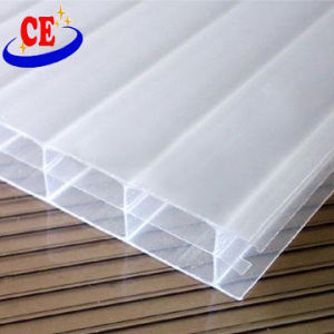 High Quality Multi-Structure Polycarbonate (PC) Hollow Sheet with UV Protection