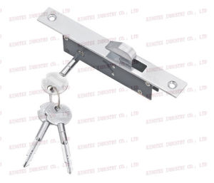 Sliding Aluminium Door Lock with Keys pictures & photos