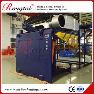 8t Steel Continuous Induction Melting Furnace pictures & photos