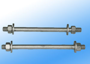 Railway Stud Bolt for Track Construction and Maintenance pictures & photos