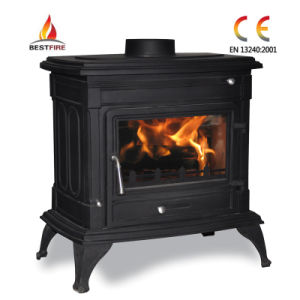 Freestanding Cast Iron Stove (CR-F14)