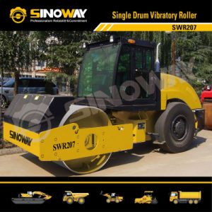 Sinoway Vibratory Road Roller (SWR207) pictures & photos