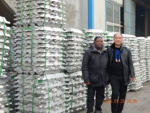 Aluminum Alloy Making Magnesium Ingot pictures & photos