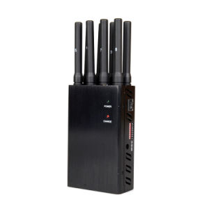 Portable Jammer 8 Bands Block Mobile Cell Phone CDMA GSM GPS 4G 3G WiFi Lojack pictures & photos