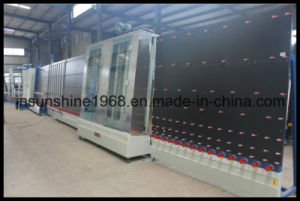Ce Full-Automatic Vertical Flat Press Insulating Glass Making Machine pictures & photos