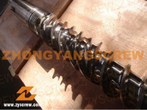 38crmoala Screw and Barrel for Rubber Machine pictures & photos