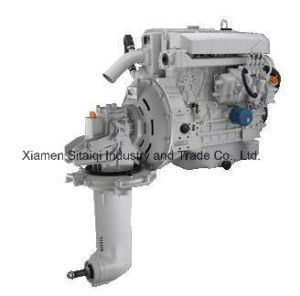 Marine Boat Use Engine with Sterndrive for Fishing Boat Kd488MB pictures & photos
