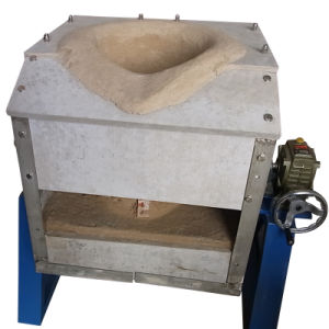 40kg Melting Furnace (MF-40KG) pictures & photos