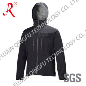 Durable Stylish Wind Jacket (QF-6104) pictures & photos