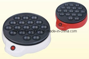 Multi Teppanyaki Grill with Octopus Ball Plates pictures & photos