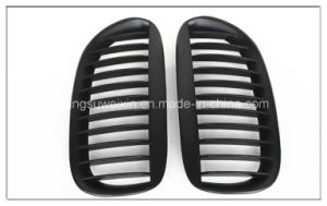 "Matte Black Front Auto Car Grille for BMW 6 Series E63, 2008"" pictures & photos"