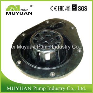 Rubber Corrosion Resistant Centrifugal Vertical Slurry Pump Part pictures & photos
