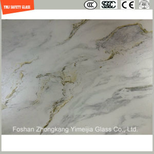 4-19mm Tempered UV-Resistance Stone Texture Glass for Outdoor Furniture and Decoration pictures & photos