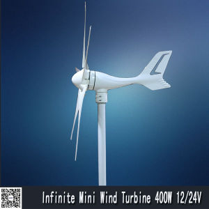 400W Low Starting Torque Windmill Generator (MINI 400W) pictures & photos