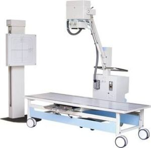 5kw High Frequency Mobile X-ray Machine pictures & photos
