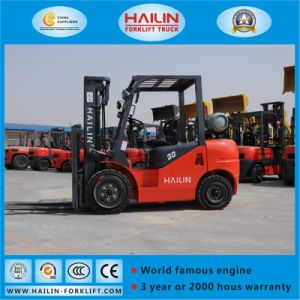 LPG Forklift Truck (Nissan engine, 3.5Ton) pictures & photos