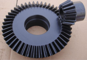 High Precision Steel Straight Teeth Rotavator Bevel Gear pictures & photos