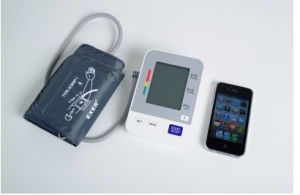 Intelligent Electronic Ambulatory Arm Bluetooth Blood Pressure Monitor pictures & photos