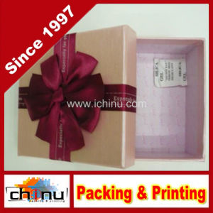 Lid and Bottom Gift Paper Box (3114) pictures & photos
