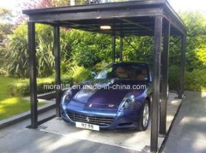 China High Quality Double-Mesa Car Lift Platform Auto Lift pictures & photos