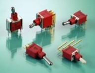 IP 67 Miniature Toggle Switch (ES40-T)