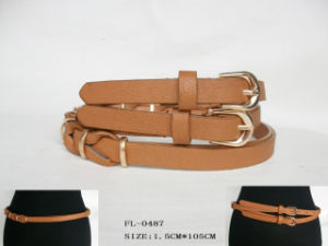Fashion Ladies Belt (FL-0487) pictures & photos