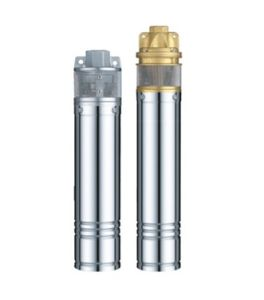 Peripheral Submersible Pump for Deep Well (4SKM)