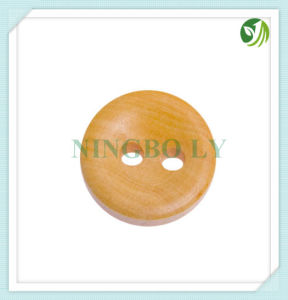 Fashion Wood Button pictures & photos