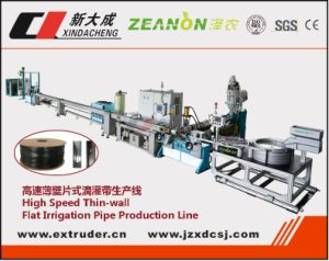 Plastic Drip Irrigation Pipe Production Line pictures & photos