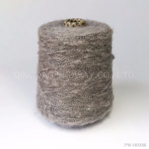 Sunday Angora Blended Brush Yarn with Elasticity pictures & photos